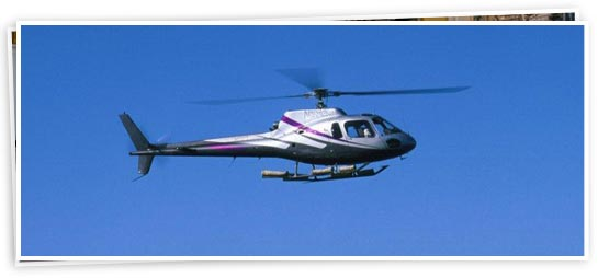 Helicopter Transportation to Catalina Island