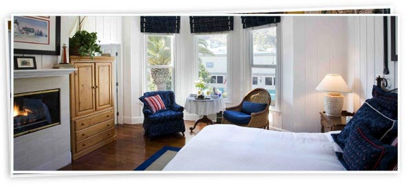 Anacapa Room - Snug Harbor Inn