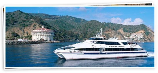 Boat Transportation to Catalina Island