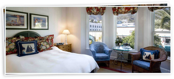 San Clemente Room - Snug Harbor Inn