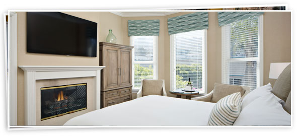 Santa Barbara Room - Snug Harbor Inn