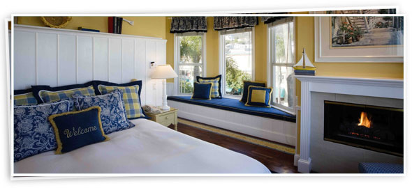 Santa Catalina Room - Snug Harbor Inn