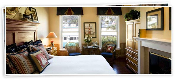 Santa Cruz Room - Snug Harbor Inn
